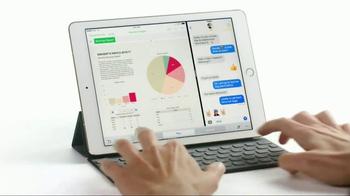Apple iPad Pro TV Spot, 'Better Than a Computer' - Thumbnail 4