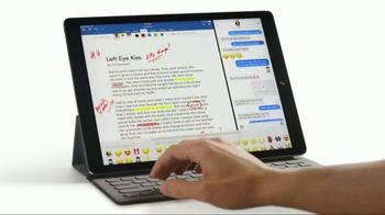 Apple iPad Pro TV Spot, 'Don't Hunt for Wi-Fi' - Thumbnail 5