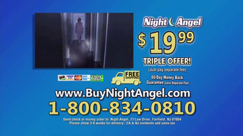 Night Angel TV Spot, 'Safely Light Your Way' - Thumbnail 9