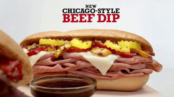Arby's Big City Sandwiches TV Spot, 'Looking' - Thumbnail 1