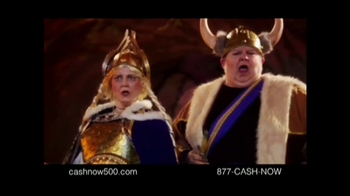 J.G. Wentworth TV Spot, 'Viking Opera: Cash Advance' - Thumbnail 6