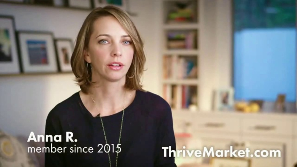 Thrive Market TV Commercial, 'Working Mom'
