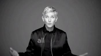 The Love Project TV Spot, 'Love Is' Ft. Lady GaGa, Ellen DeGeneres - Thumbnail 8