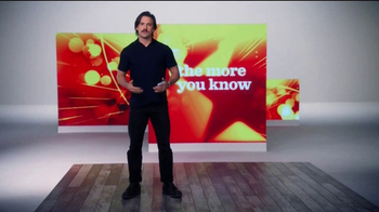 The More You Know TV Spot, 'Community' Featuring Milo Ventimiglia - 38 commercial airings