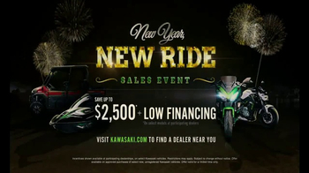Kawasaki New Year New Ride Sales Event TV Spot, 'We're Back' - Thumbnail 7