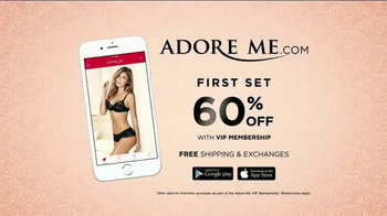 AdoreMe.com TV Spot, 'Perfect Style and Fit' - Thumbnail 6