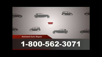 Assisted Auto Repair TV Spot, 'Save Thousands' - Thumbnail 1