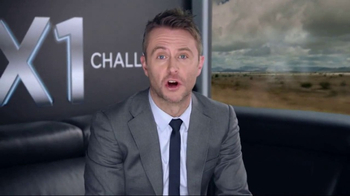 XFINITY X1 Double Play TV Spot, 'At Home and on the Go' Ft. Chris Hardwick - Thumbnail 2