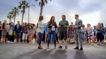XFINITY X1 Double Play TV Spot, 'At Home and on the Go' Ft. Chris Hardwick - Thumbnail 6