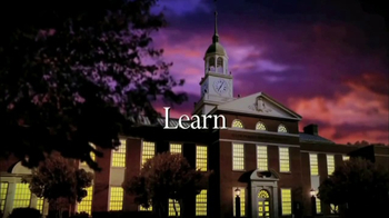 Bucknell University TV Spot, 'Lights' - Thumbnail 7