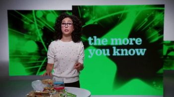 The More You Know TV Spot, 'Sprout: Environment' Featuring Carly Ciarrocchi