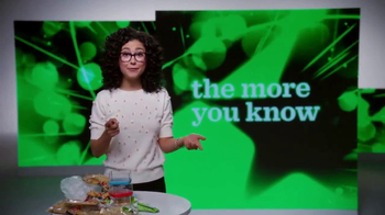 The More You Know TV Spot, 'Sprout: Environment' Featuring Carly Ciarrocchi - Thumbnail 4