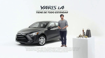 2017 Toyota Yaris iA TV Spot, 'The Bells & Whistles Package' [T1] - Thumbnail 9