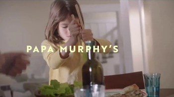 Papa Murphy's Gourmet Delite Pizza TV Spot, 'Murphy's Law of Artisan' - Thumbnail 6