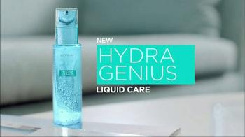 L'Oreal Paris Hydra Genius Daily Liquid Care TV Spot, 'What a Night' - Thumbnail 8