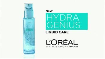 L'Oreal Paris Hydra Genius Daily Liquid Care TV Spot, 'What a Night' - Thumbnail 3