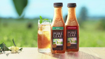Pure Leaf Tea TV Spot, 'Mint and Pomegranate' - Thumbnail 2