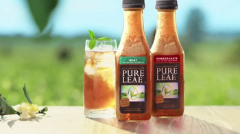Pure Leaf Tea TV Spot, 'Mint and Pomegranate' - Thumbnail 4