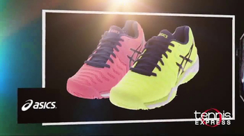 Tennis Express TV Spot, 'Largest Selection of Tennis Shoes' - Thumbnail 1