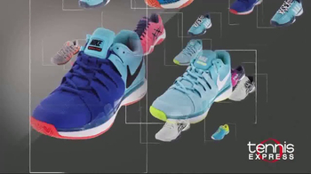 Tennis Express TV Spot, 'Largest Selection of Tennis Shoes' - Thumbnail 2