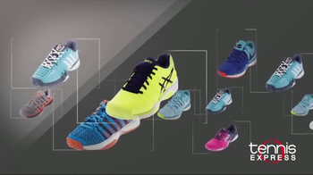 Tennis Express TV Spot, 'Largest Selection of Tennis Shoes' - Thumbnail 3