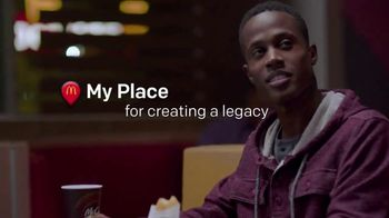 McDonald's TV Spot, 'My Place' - 82 commercial airings