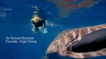 WildAid TV Spot, 'Whale Sharks' Featuring Sir Richard Branson - 2 commercial airings