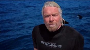 WildAid TV Spot, 'Whale Sharks' Featuring Sir Richard Branson - Thumbnail 6