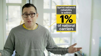 Sprint Unlimited Plan TV Spot, 'iPhone 7 & 4 Lines' - Thumbnail 1
