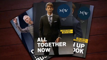 Men's Wearhouse TV Spot, 'All Together Now' - Thumbnail 2