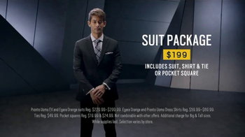 Men's Wearhouse TV Spot, 'All Together Now'