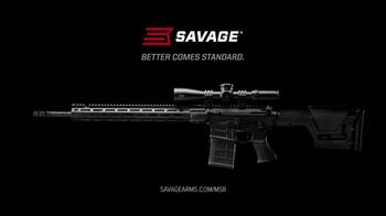 Savage Arms MSR TV Spot, 'Standard' - Thumbnail 8