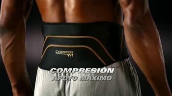 Copper Fit Back Pro TV Spot, 'Soporte lumbar' con Brett Favre [Spanish] - Thumbnail 3
