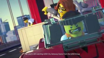 LEGO City Police TV Spot, 'Getaway Goons: Part 2'