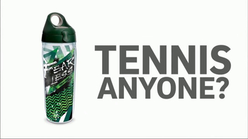 Tervis Tumbler TV Spot, 'Perfect for Tennis' - Thumbnail 8