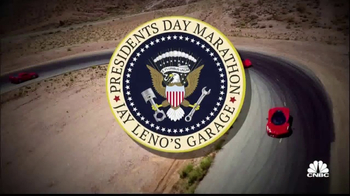 2017 Jay Leno's Garage Presidents Day Marathon Giveaway TV Spot, 'Fuel' - 2 commercial airings