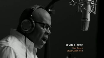 Audible.com TV Spot, 'Kevin R. Free Performs From