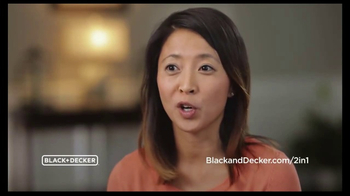 Black & Decker 2-IN-1 Stick & Hand Vacuum TV Spot, 'What Others Are Saying' - Thumbnail 2