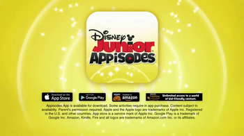 Disney Junior Appisodes TV Spot, 'Watch the Show, Play the Show' - Thumbnail 6