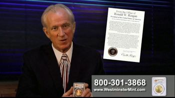 Westminster Mint TV Spot, 'American Gold Eagle'