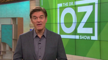 California Walnuts TV Spot, 'Spiced Walnut Recipe' Featuring Dr. Oz - Thumbnail 10