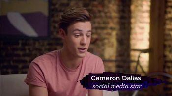 X Out TV Spot, 'Social Media Celebrity' Featuring Cameron Dallas