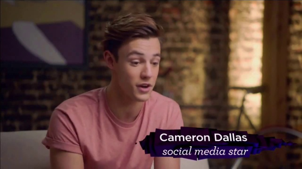 Cameron outed