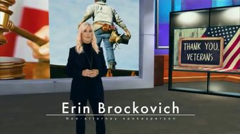 Weitz and Luxenberg TV Spot, 'Asbestos Battle' Featuring Erin Brockovich - 8 commercial airings
