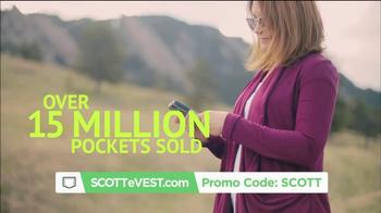 SCOTTeVEST TV Spot, 'On the Go' - Thumbnail 3