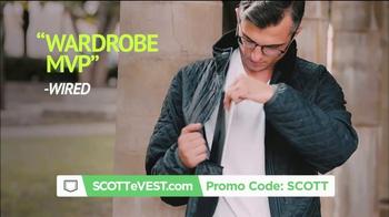 SCOTTeVEST TV Spot, 'On the Go' - Thumbnail 4