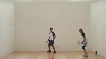 GEICO TV Spot, 'Racquetball: Crushed' - Thumbnail 1