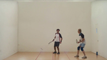 GEICO TV Spot, 'Racquetball: Crushed' - Thumbnail 2