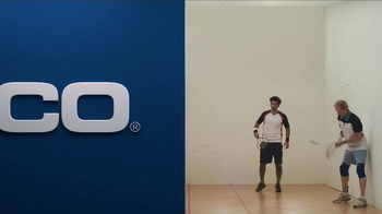GEICO TV Spot, 'Racquetball: Crushed' - Thumbnail 4