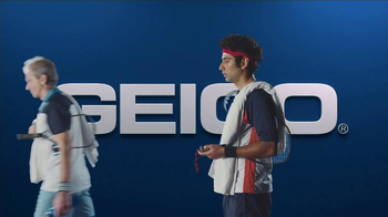 GEICO TV Spot, 'Racquetball: Crushed' - Thumbnail 8